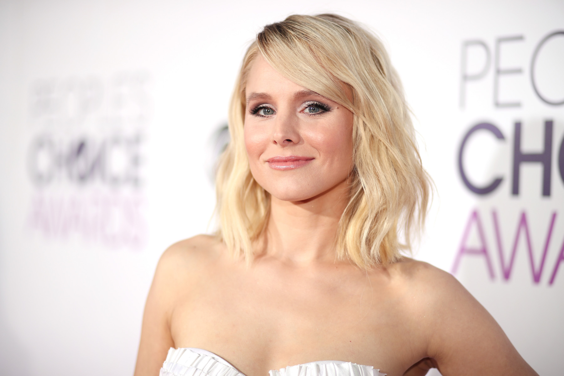 Kristen Bell at Awards Show