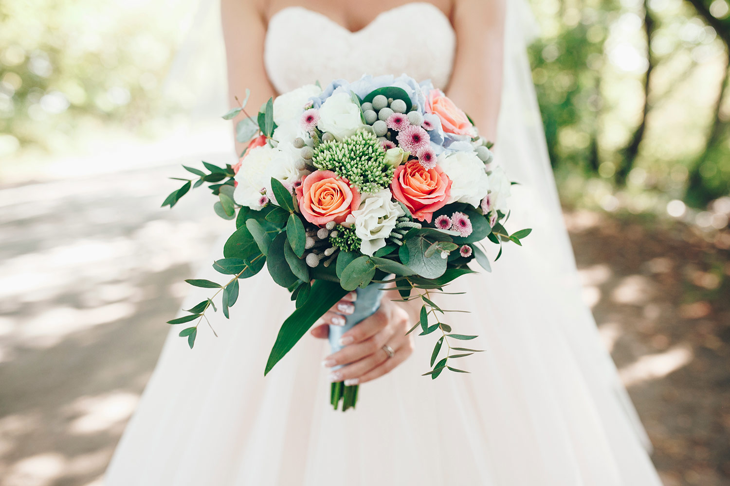 Most Popular Wedding Flower Arrangements and Trends of 2018