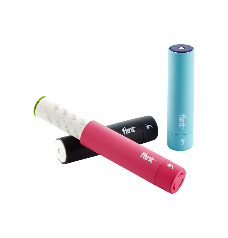 Flint Retractable Lint Roller