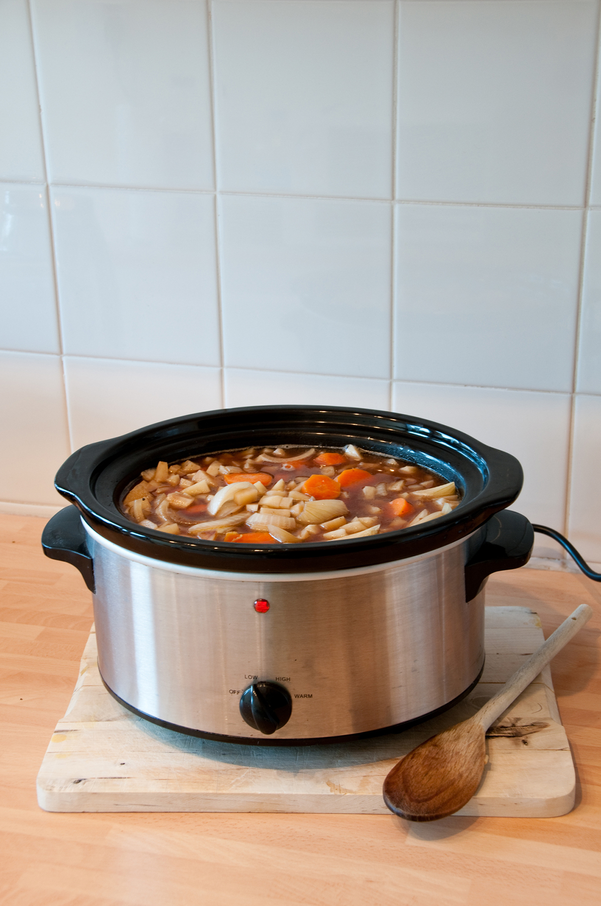 Slow Cooker With Soup