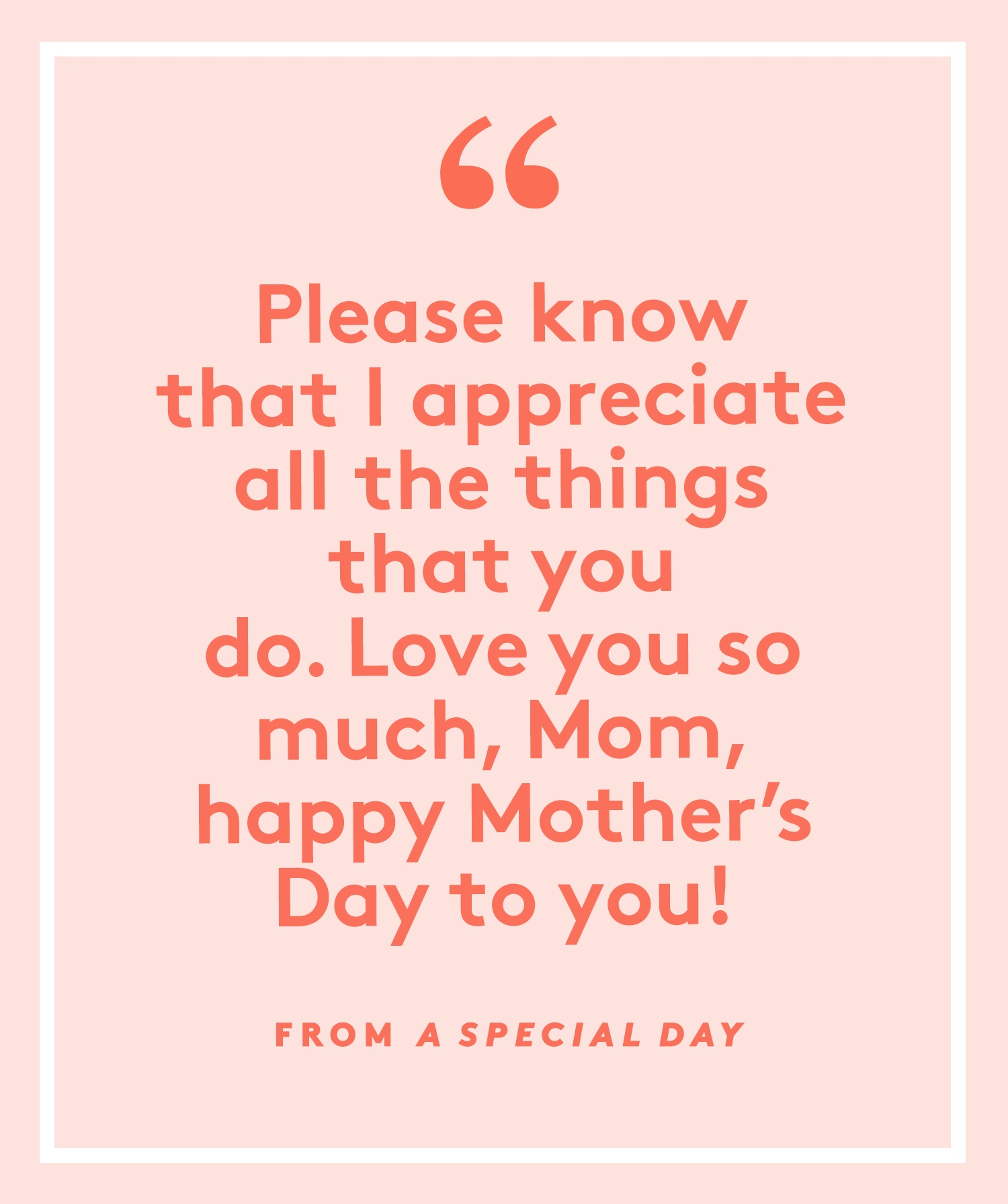 A Special Day Poem