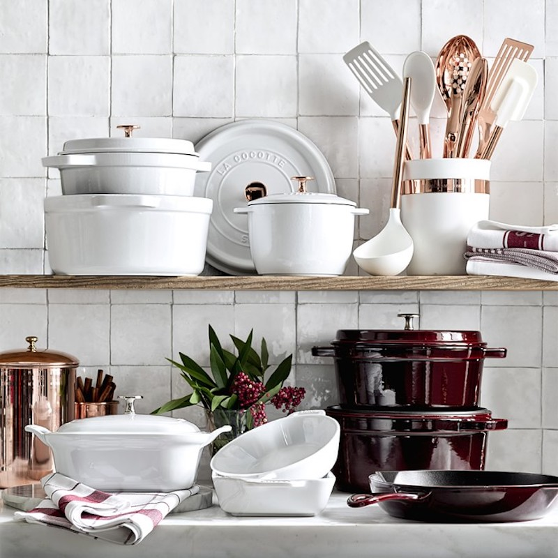 Our 4 Favorite Finds From Williams Sonoma's Giant Cookware Sale