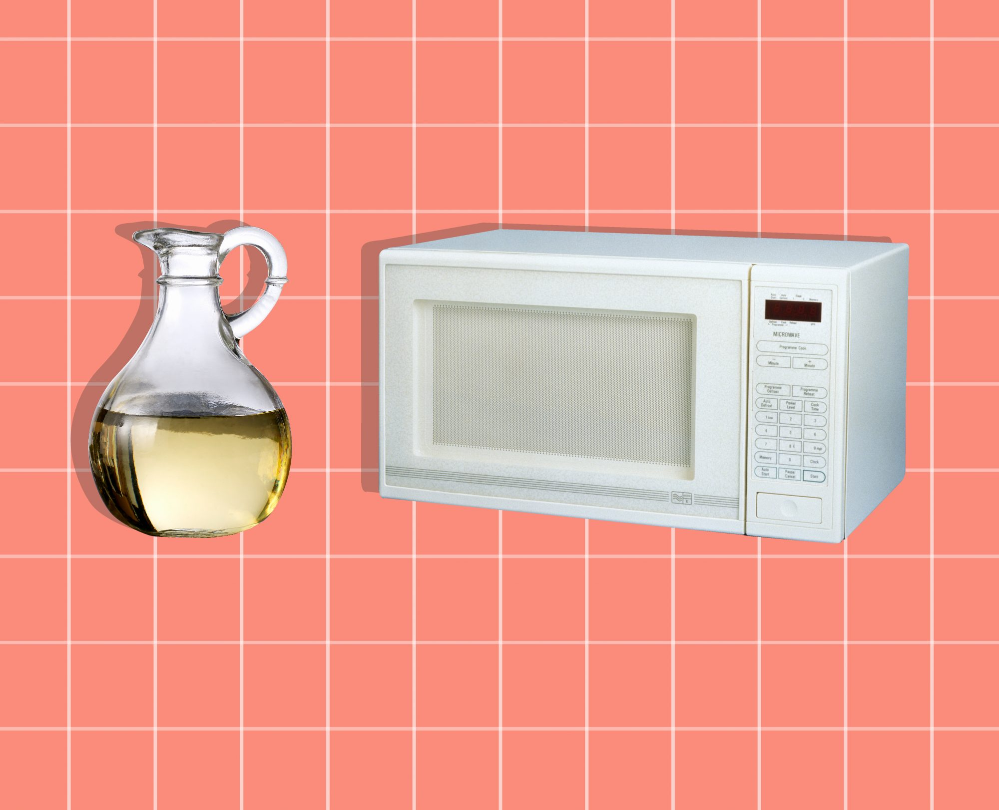 How To Clean A Microwave Step By