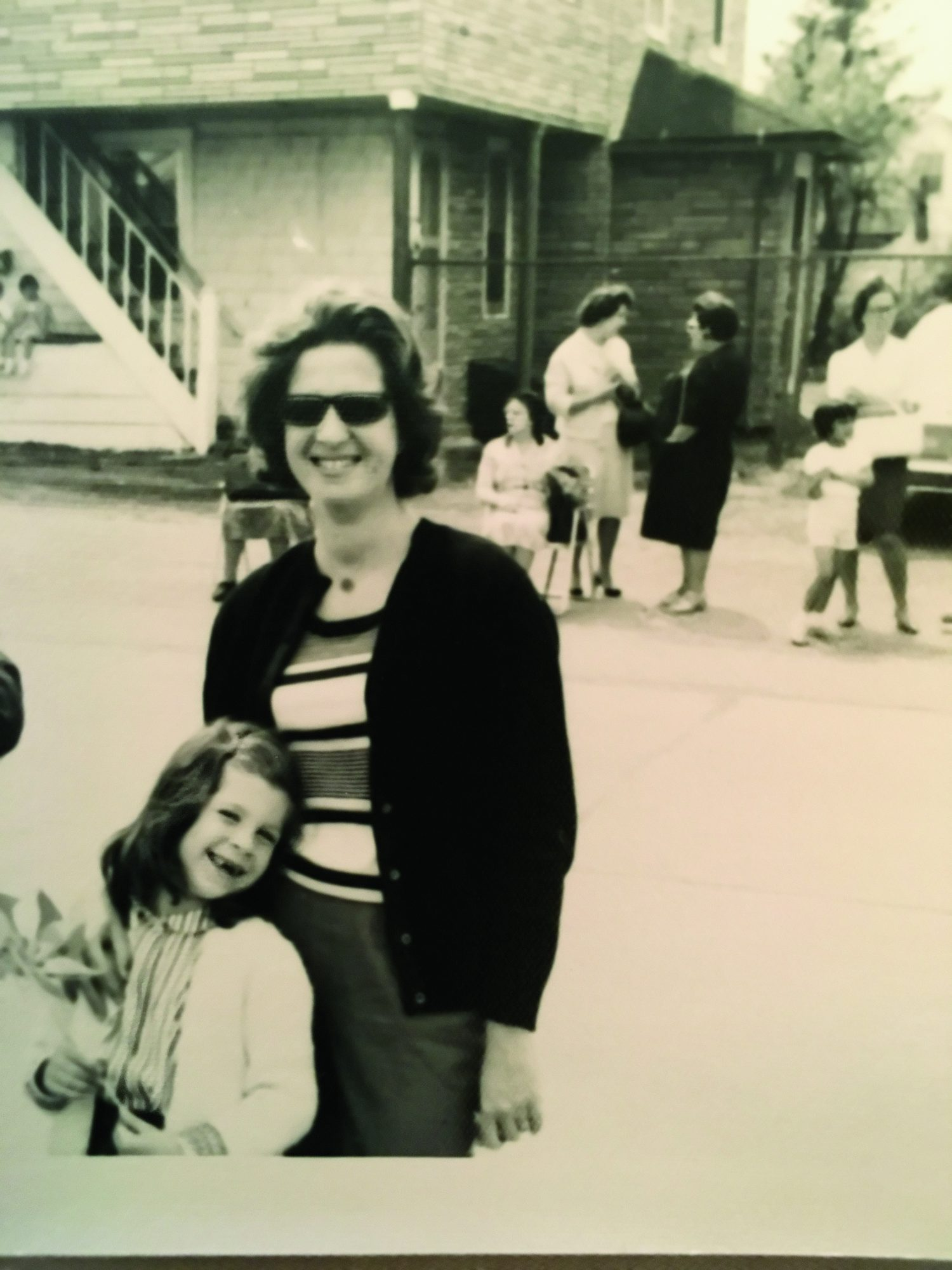 Meg Wolitzer and Her Mother