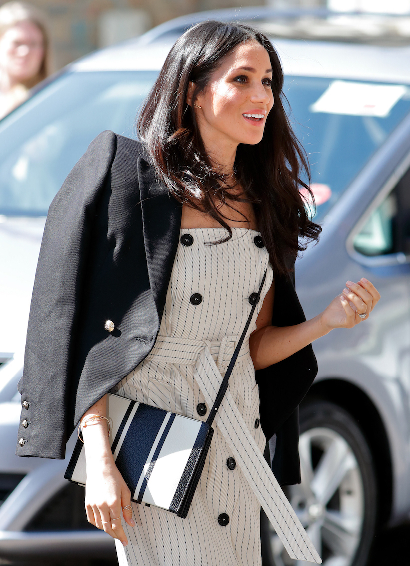 Meghan Markle's Sold-Out Crossbody Bag Is Back and on Sale for $89(With New Colors, Too)