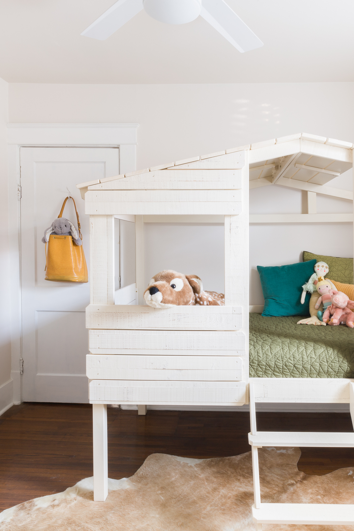 Elsie Larson Kids Room cute bed