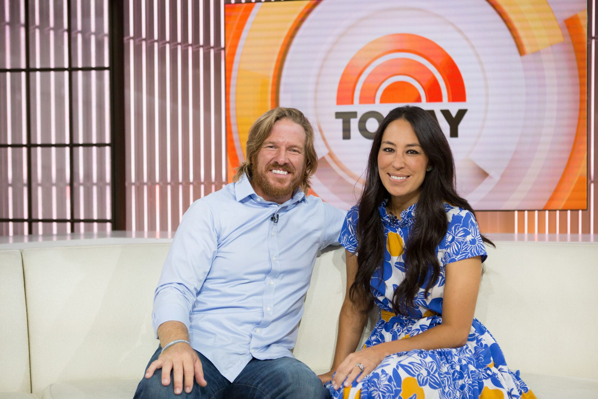 Chip Gaines Did the Sweetest Thing for Jo on 'The Today Show' This Morning