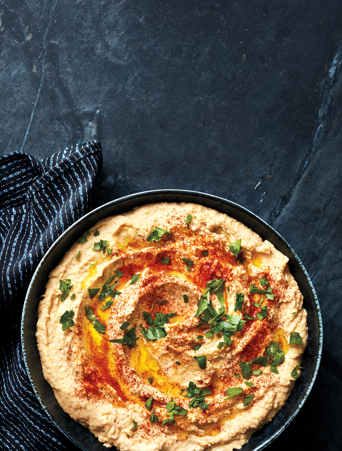 This Homemade Hummus Is So Good You'll Never Buy It From the Store Again