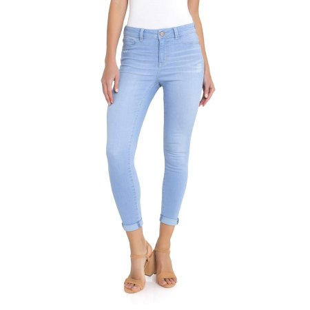 Time and Tru High Rise Super Skinny Ankle Jean