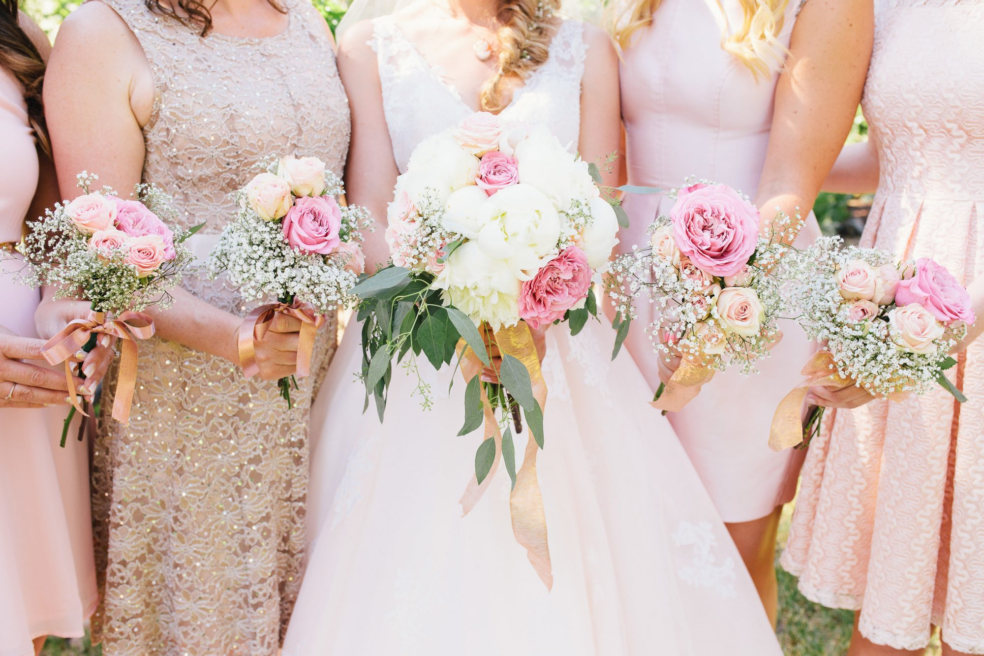 <p>What to Splurge and Save On for a Wedding</p>