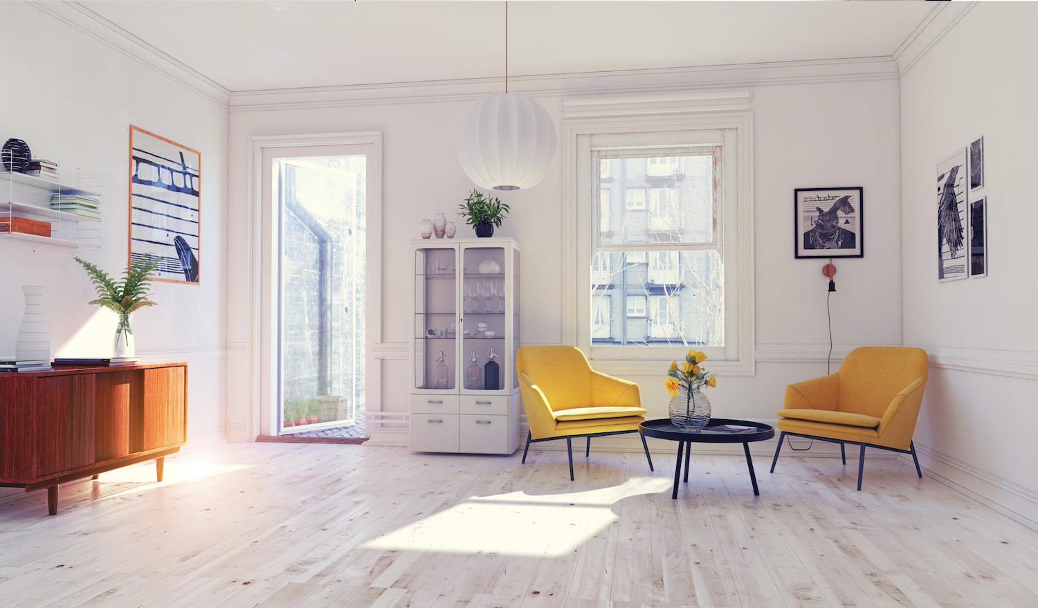 Lagom Is Pinterest's Biggest Home Decor Trend, Not Hygge