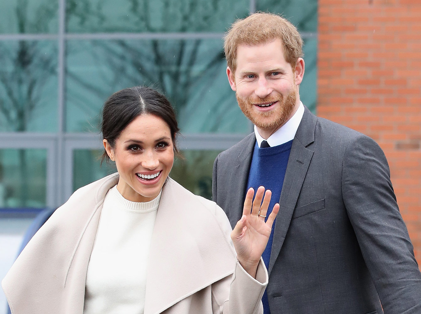Prince Harry and Meghan Markle's Wedding Photographer Was Just Revealed