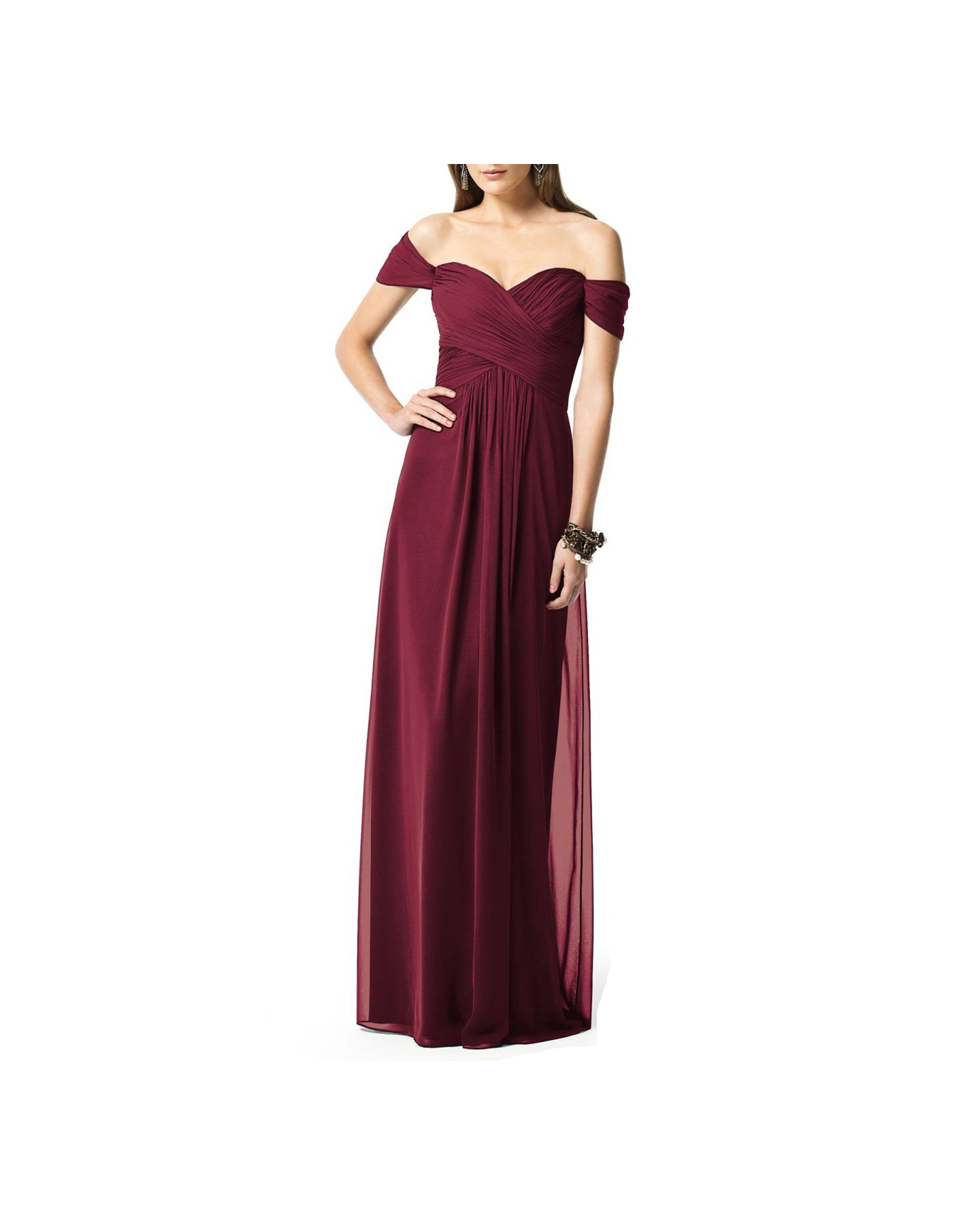 f3c9f244ea1 14 Bridesmaid Dresses That Look Gorgeous on Every Body Shape