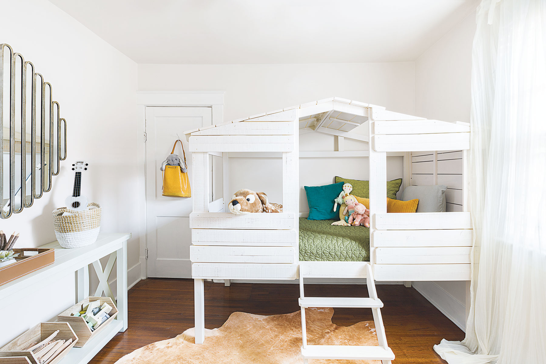 Decor Ideas for a Kid's Room - Real Simple