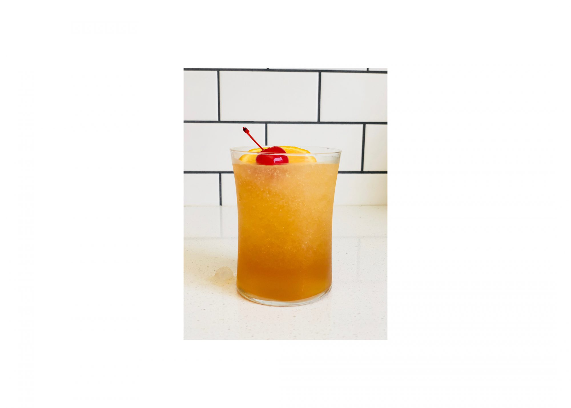 Amaretto Sour Frozen