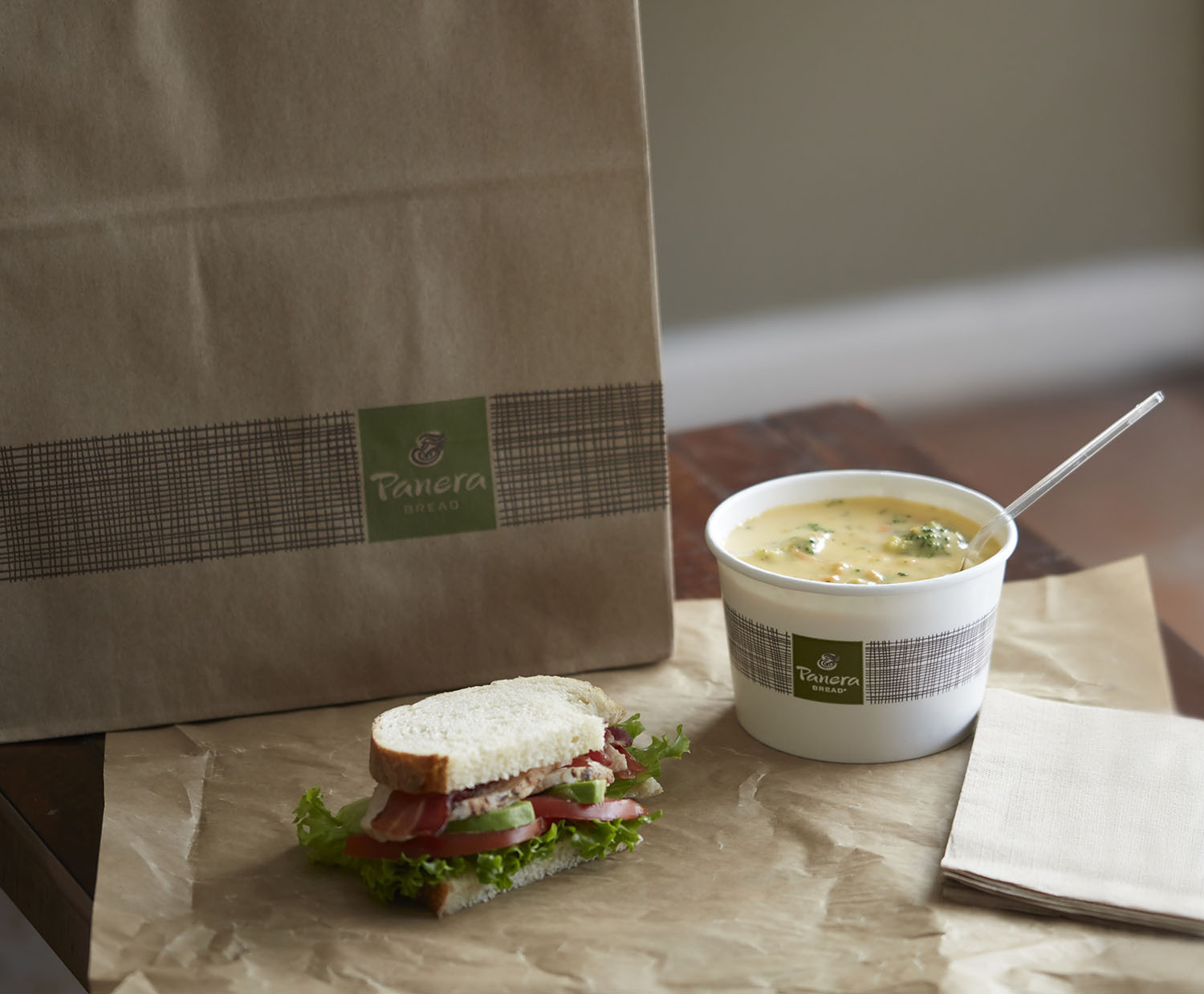 Panera Delivery nationwide