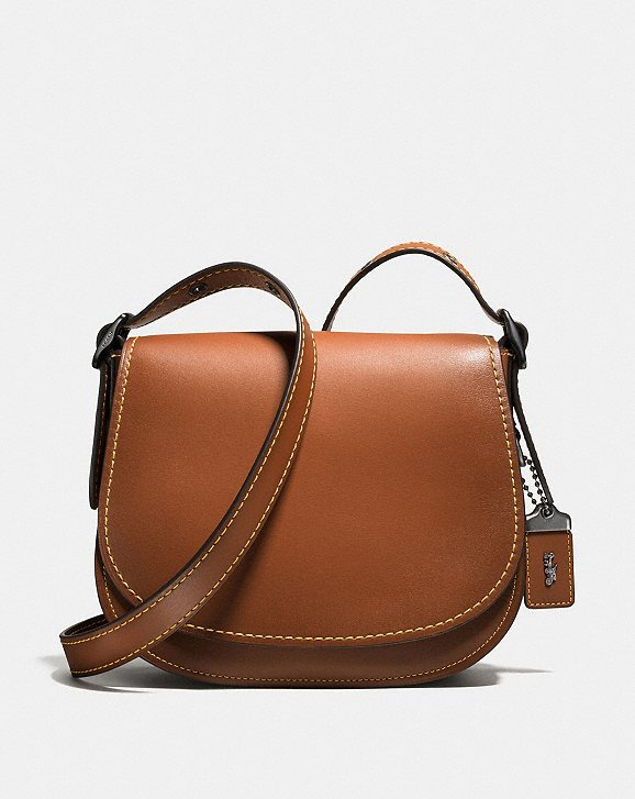 Coach Saddle 23