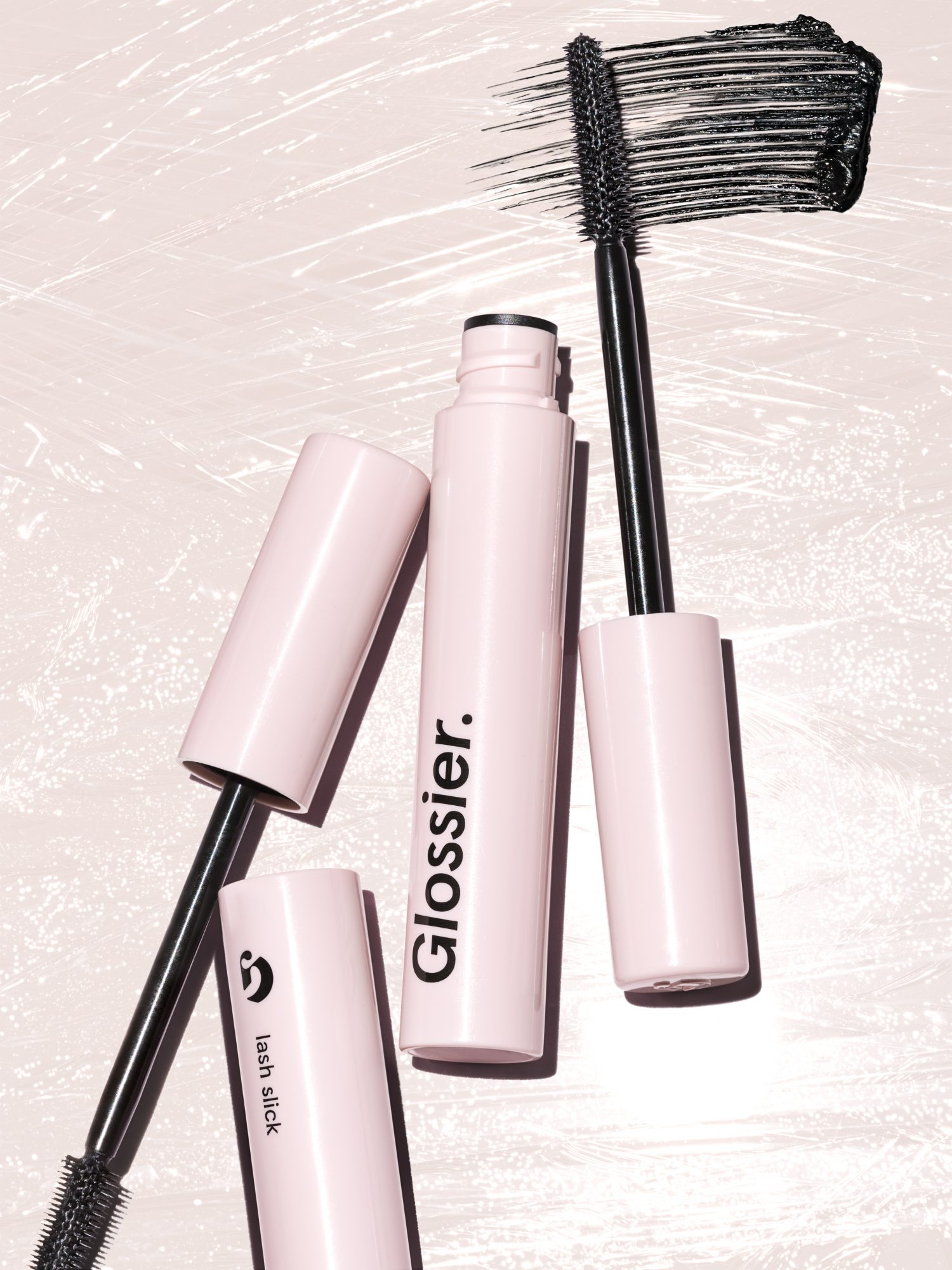 We Tried Glossier's New Lash Slick Mascara to See If It's Worth The Hype