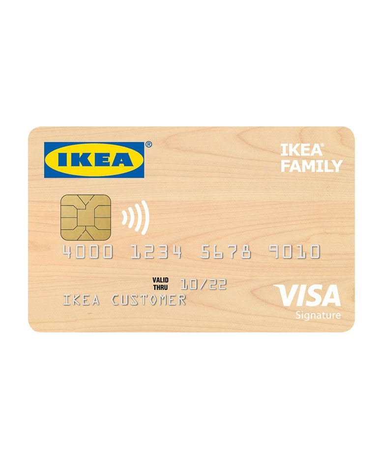 ikea launches new credit card. Black Bedroom Furniture Sets. Home Design Ideas