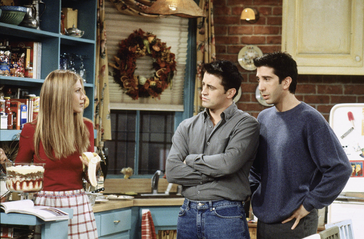 Rachel's English Trifle from Friends