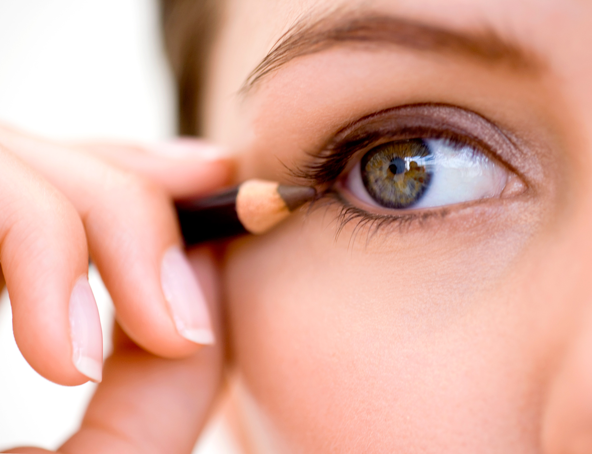 If You Wear Black Eyeliner…Try Brown or Bronze