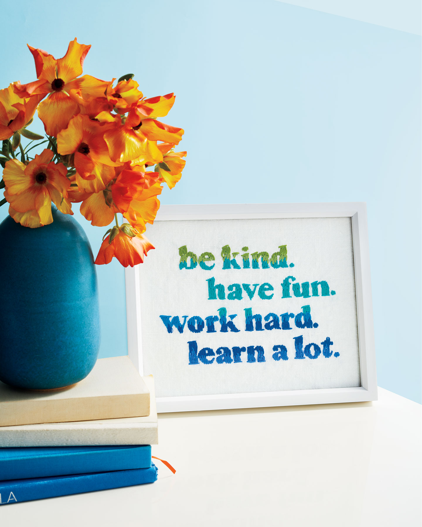 """Be Kind. Have Fun. Work Hard. Learn a Lot."""