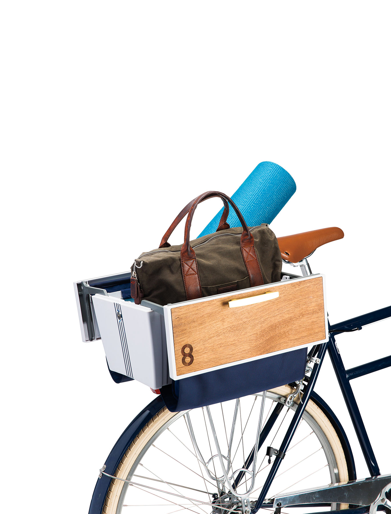Cyclist's Trunk