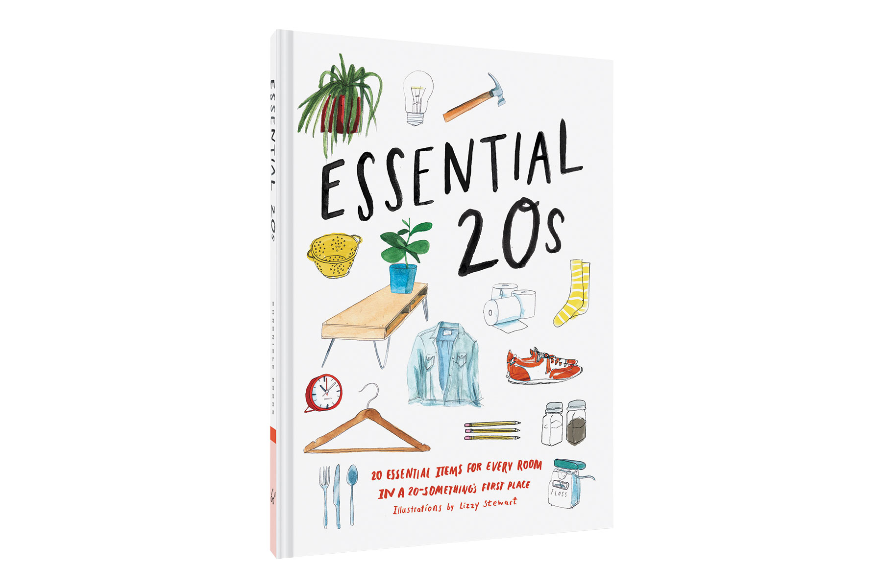 <em>Essential 20s</em> Guide Book
