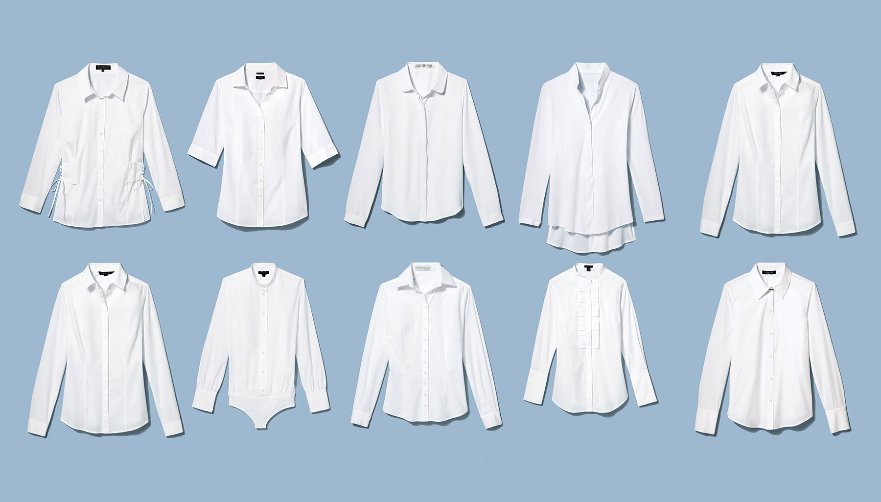 8ab8bba960ff The 10 Best White Shirts We've Ever Worn | Real Simple