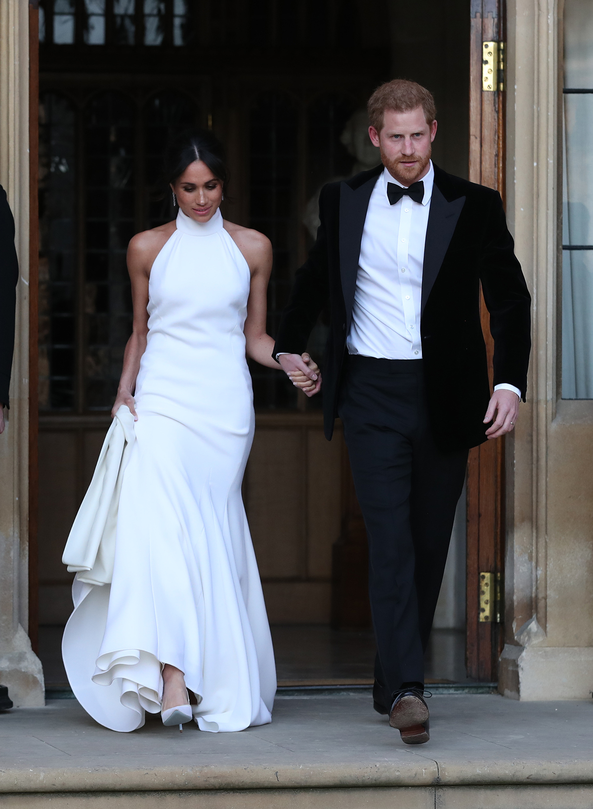 5 Affordable Alternatives to Meghan Markle's Reception Gown