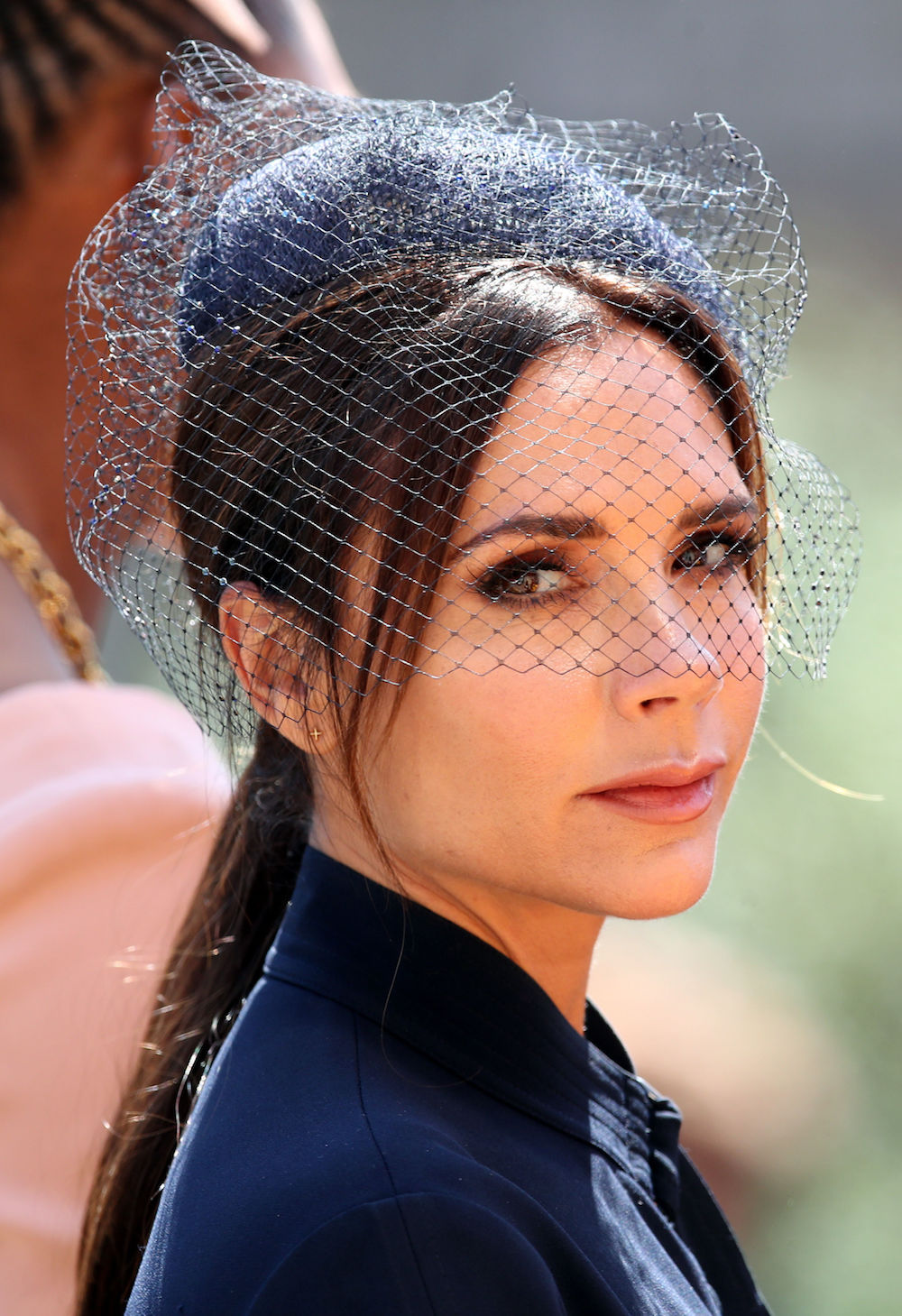 David and Victoria Beckham Attend the Royal Wedding of Prince Harry to Meghan Markle