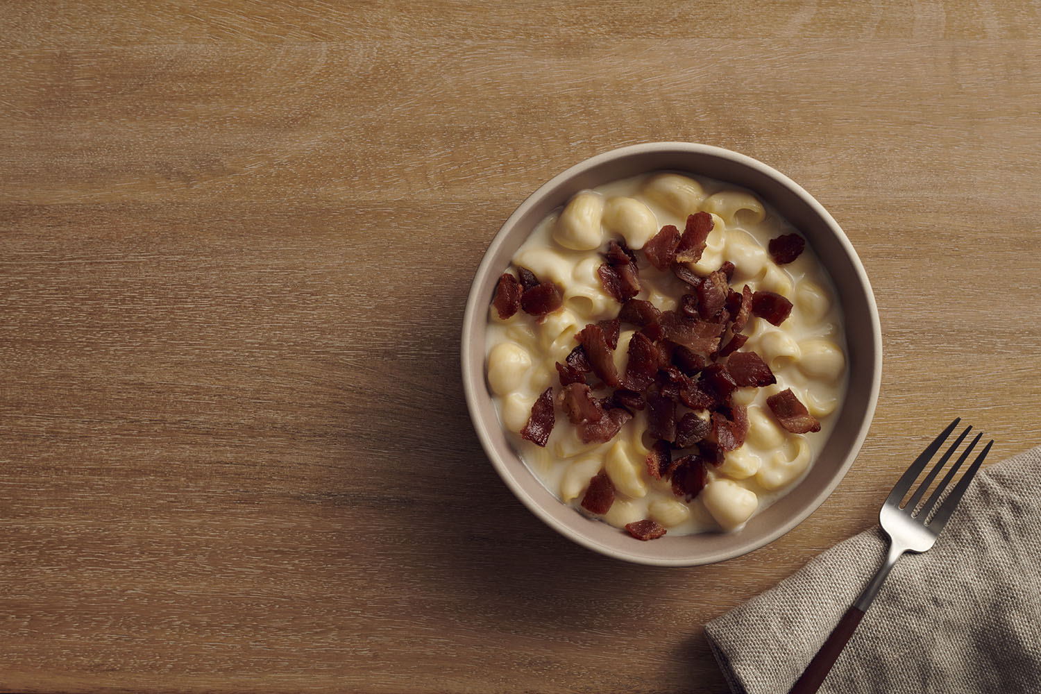 Panera Bacon Mac and Cheese