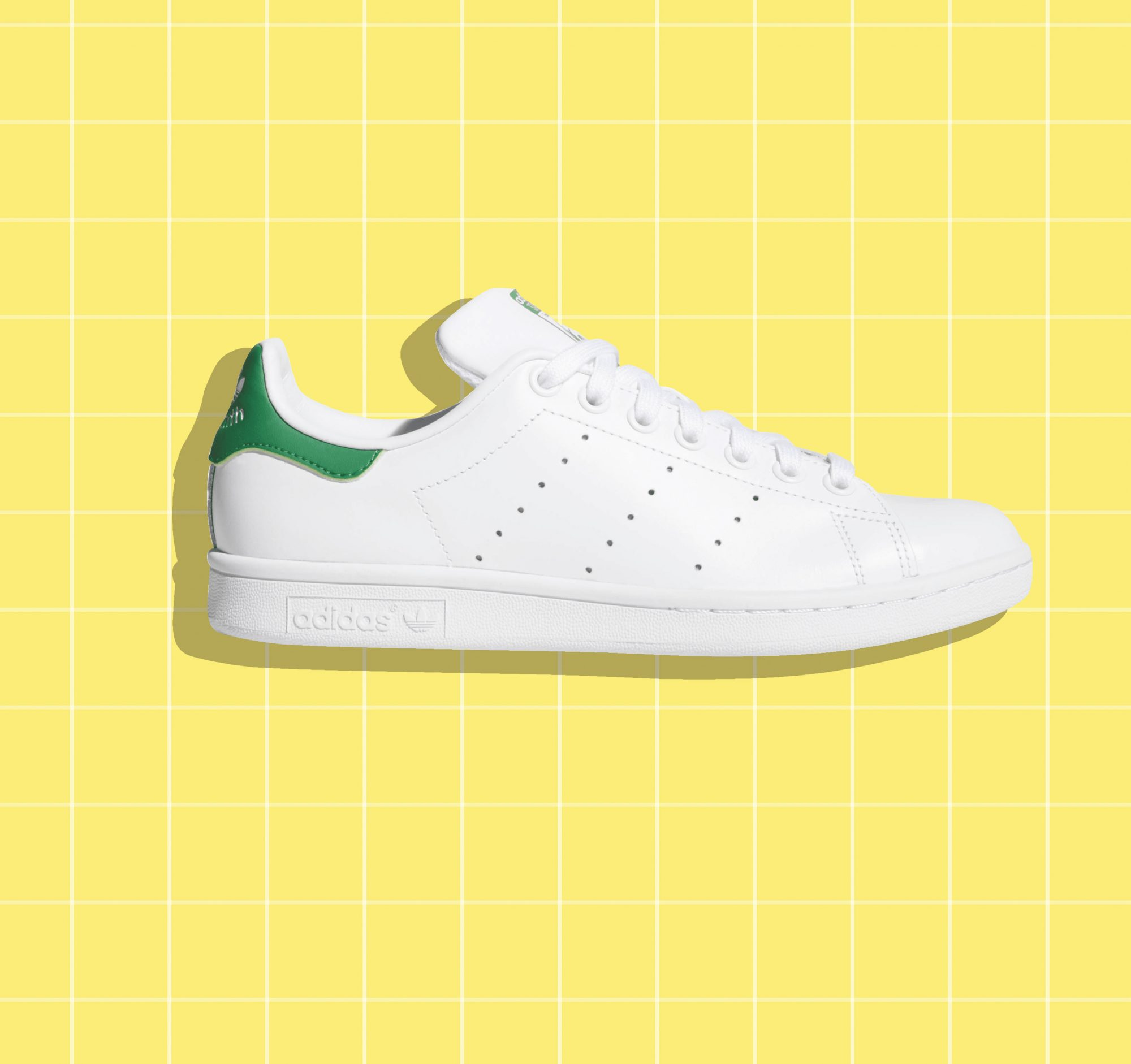 new style cdb78 6d50a 7 Stylish White Sneakers   Real Simple