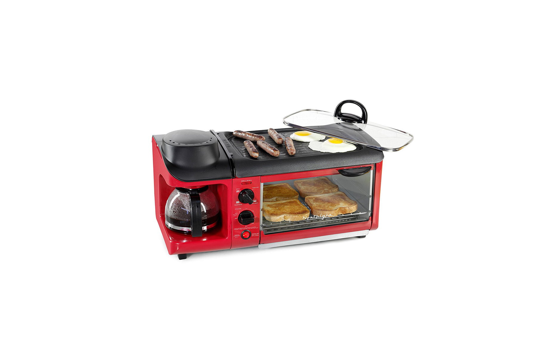 Retro Breakfast Station for Amazon Prime Father's Day