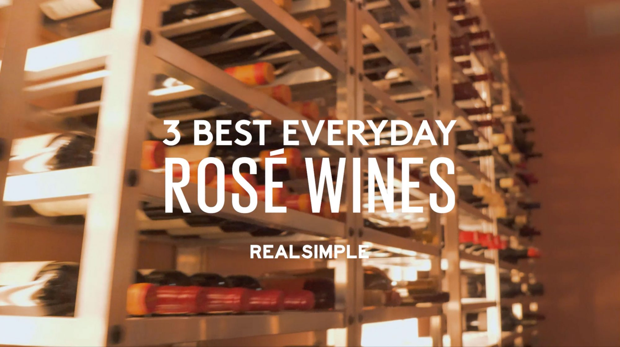 3 Best Everyday Rose Wines