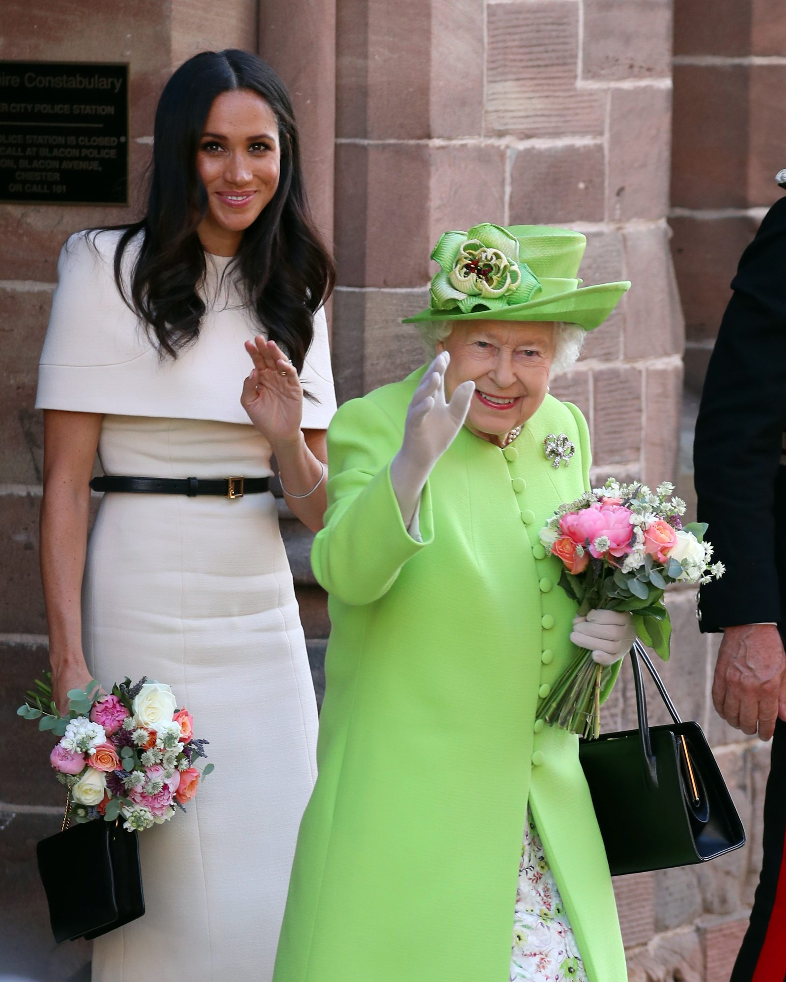 How the Queen Avoided an Awkward Car Moment with Meghan Markle: 'You Go First'