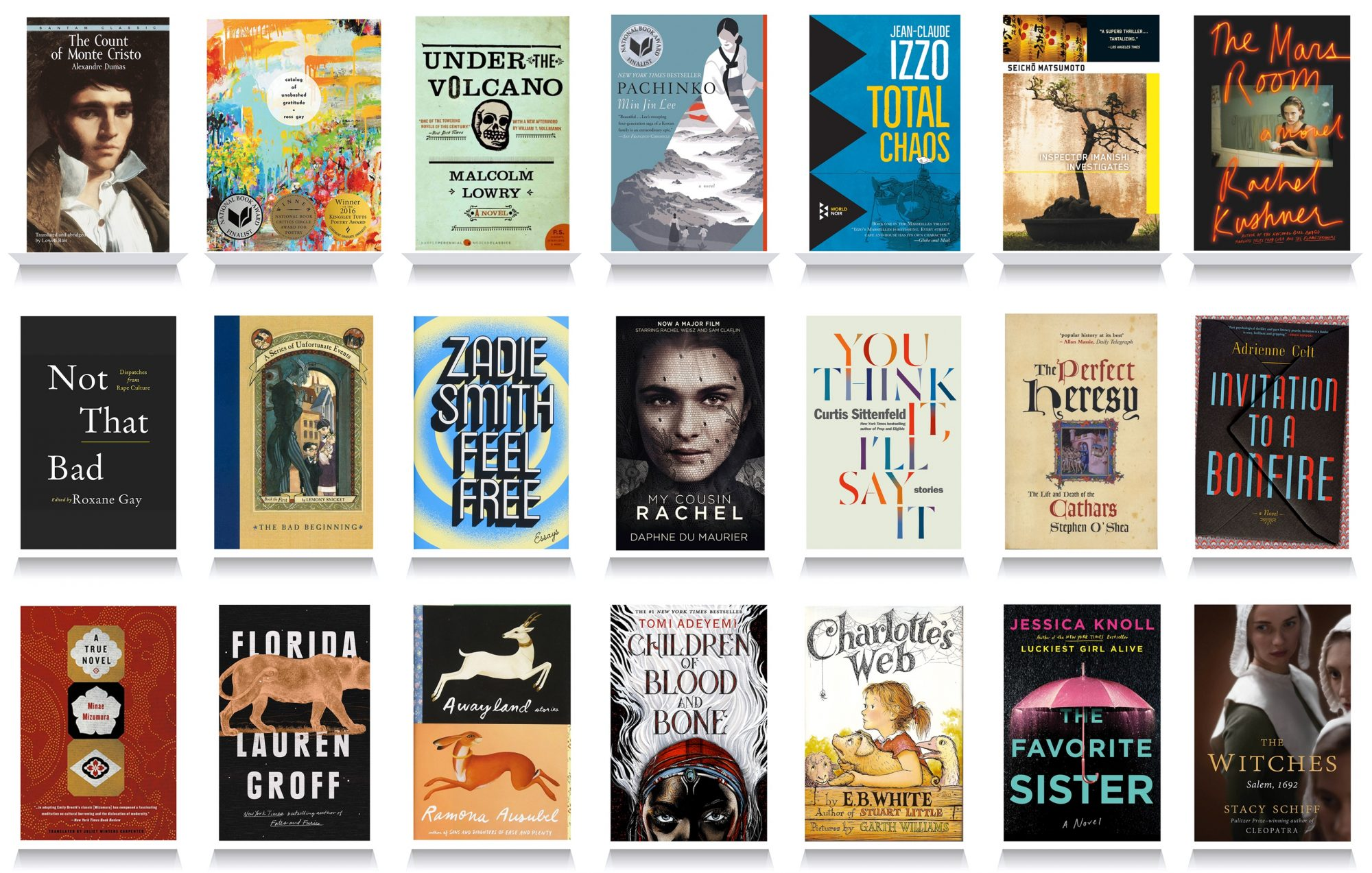 7 Authors on the Books They're Packing for Their Summer Vacations