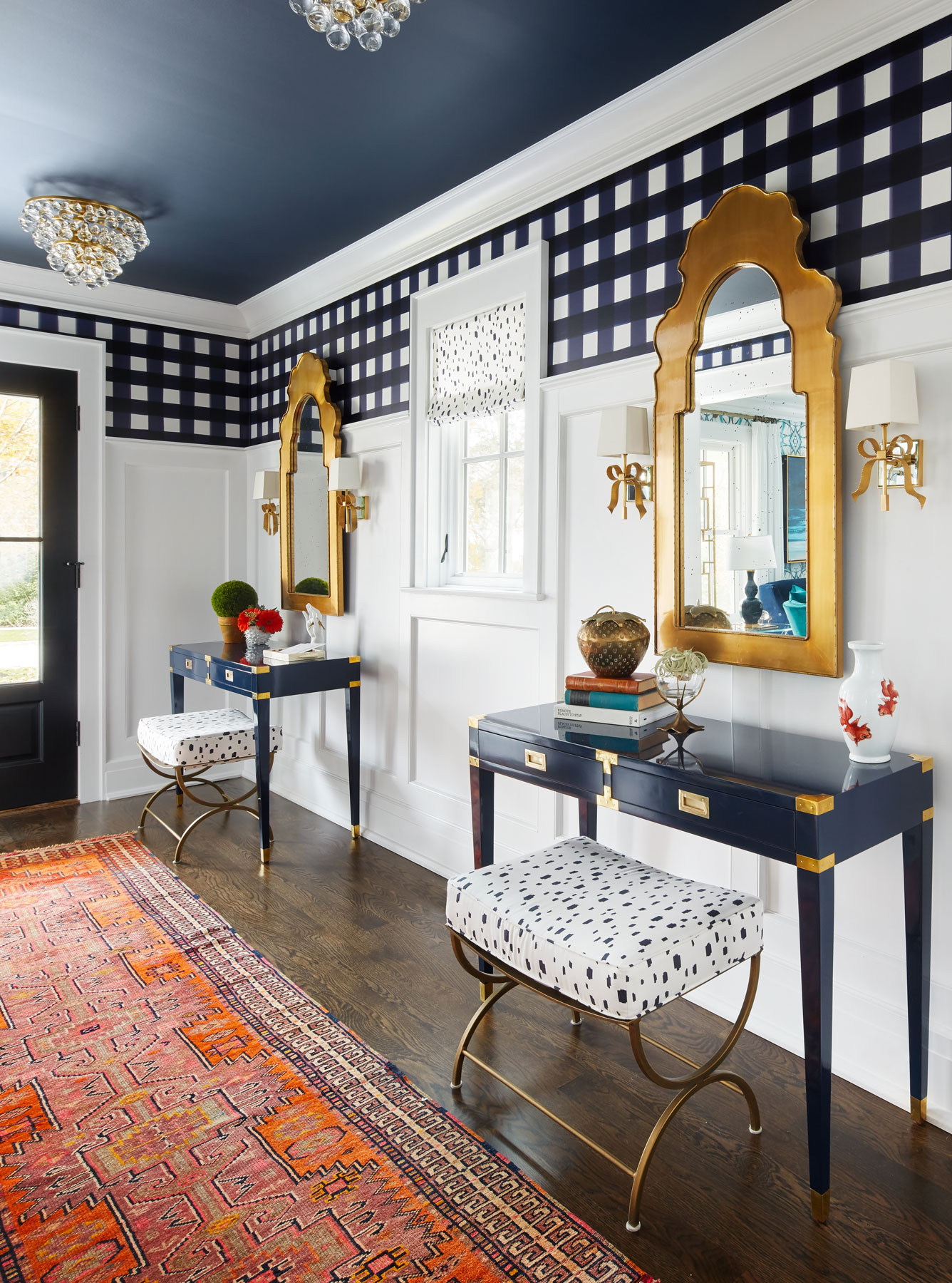 see how one designer filled a home with color and pattern without it rh realsimple com