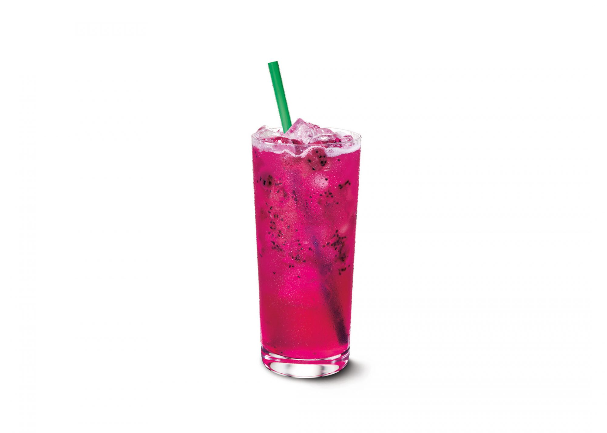 We Tried Starbucks New Mango Dragonfruit Refresher Heres The Lowdown