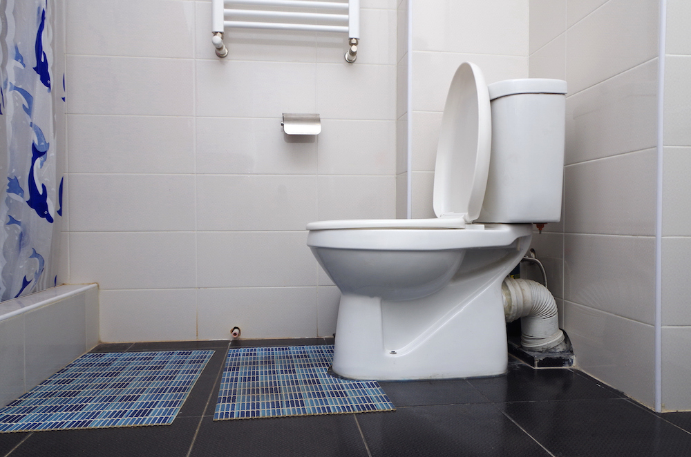 The Best Floor Scrubber for Behind the Toilet