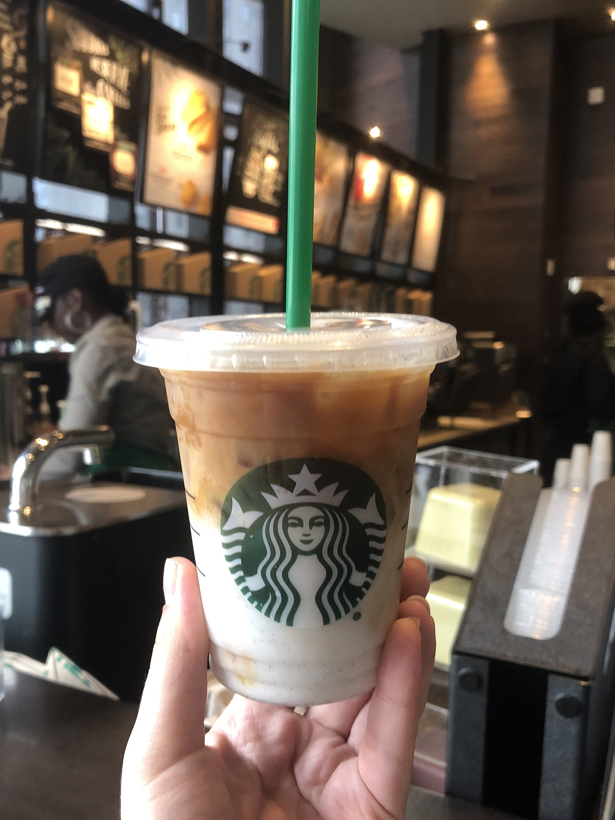 We Tried Two New Starbucks Drinks—This One Will Be Your New Afternoon