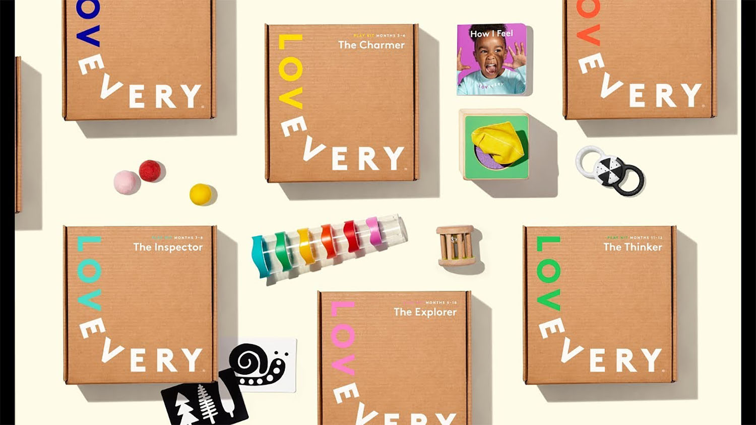 LoveEvery Toy Subscription Box