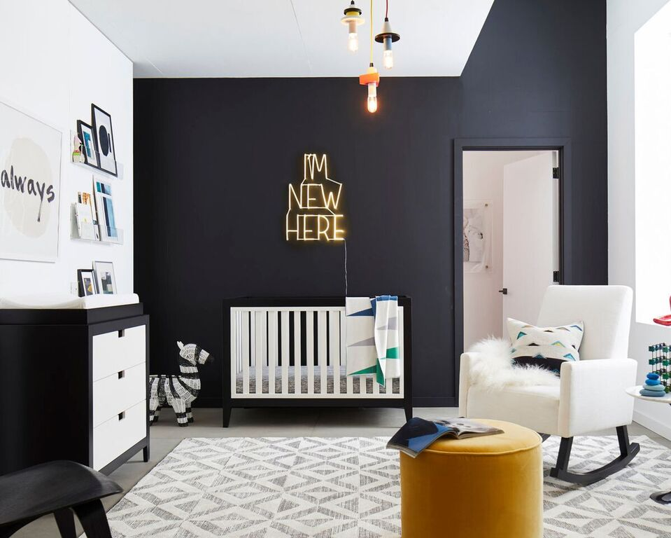 Pottery Barn Baby Nursery