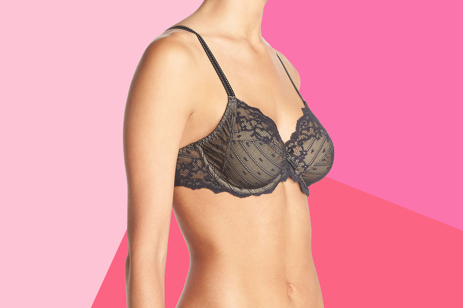 Nordstrom Shoppers Are Obsessed With This Super Comfortable Bra—And It's 30% Off Right Now