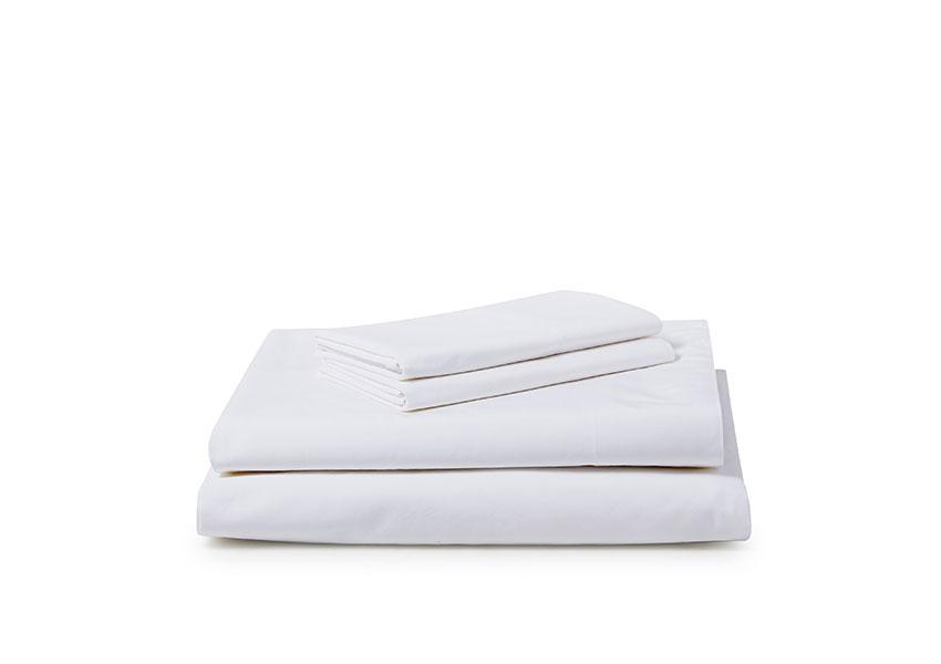 Best Sheets for Night Sweats Allswell white sheets