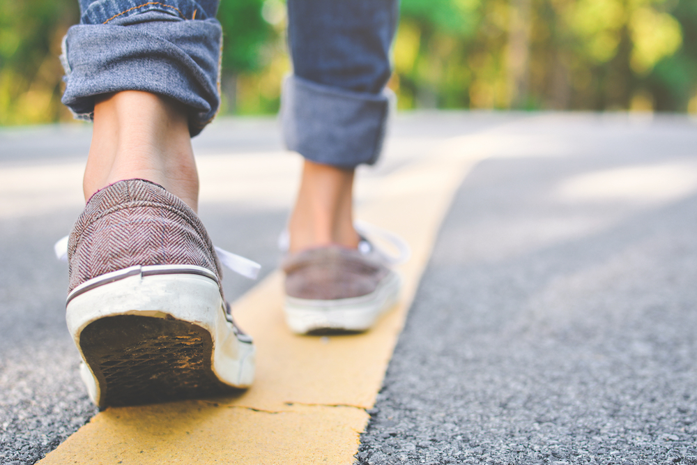 I Started Walking to Overcome My Anxiety–Here's What Changed