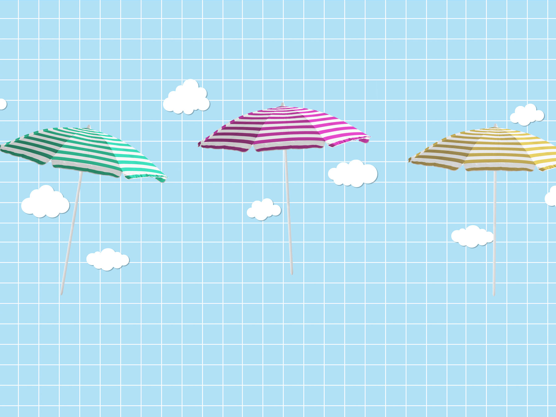 Here's How to Secure Your Beach Umbrella to Avoid Accidents