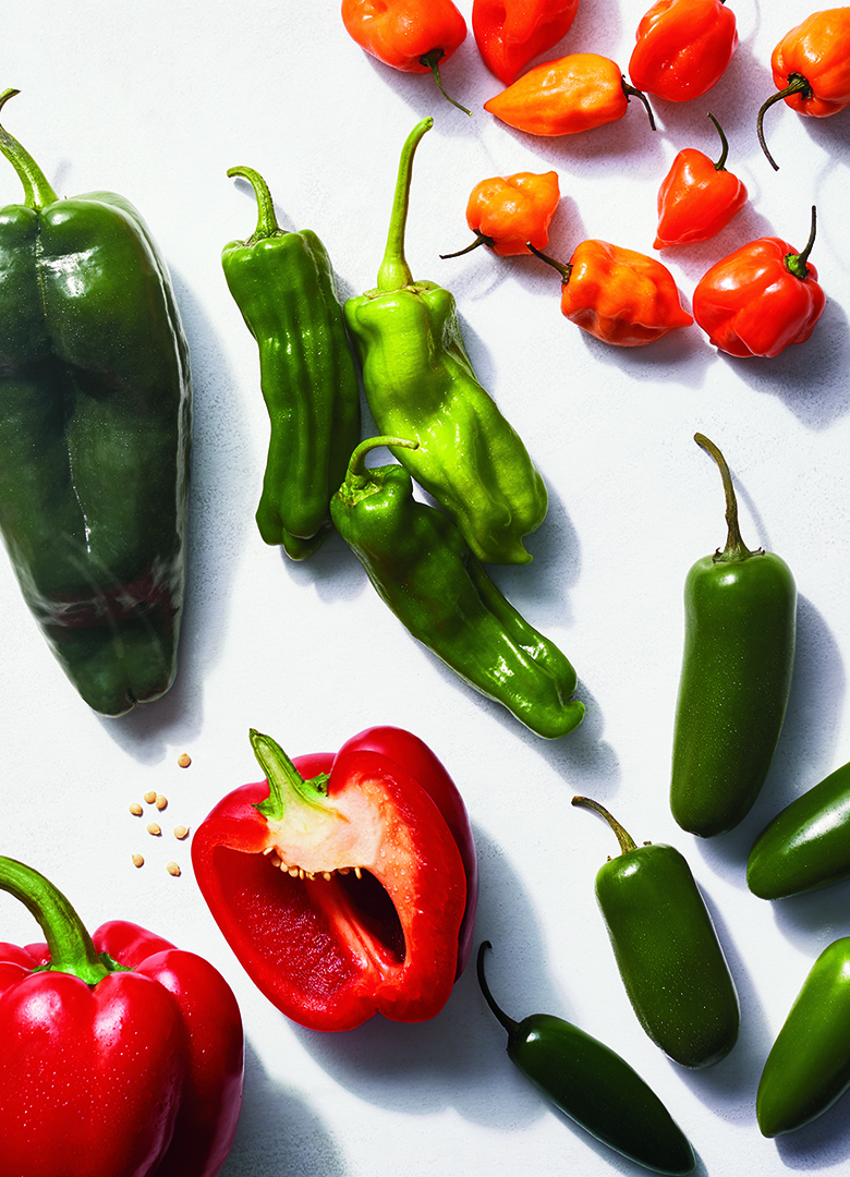 Chiles and Pepper Varieties