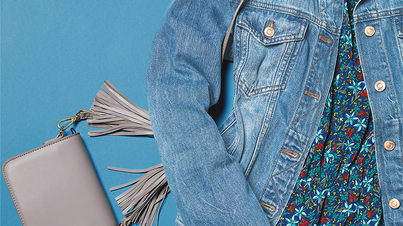 The 9 Denim Pieces You Need