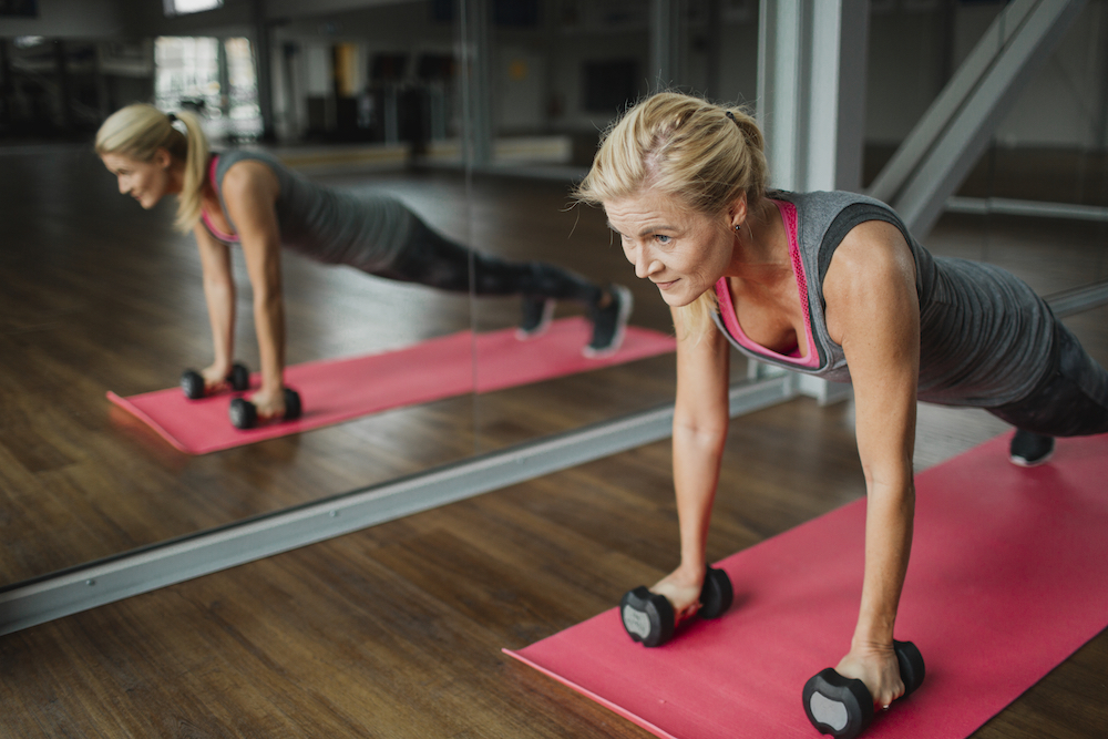 A 20-Minute, Full-Body Workout Routine